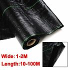100g Weed Control Fabric Ground Cover membrane garden weeds lawn care landscape