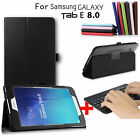 Filo PU Leather Stand Case Cover+Bluetooth Keyboard for Samsung Galaxy Tab E 8.0
