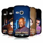 OFFICIAL STAR TREK ICONIC CHARACTERS DS9 HARD BACK CASE FOR SAMSUNG PHONES 5