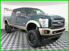 Ford: F-250 King Ranch AWD 6.7L V8 Diesel Eng. Crew Cab Lifted