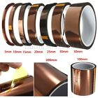 5-200mm x 33m/100Ft 300℃/260℃ High Temperature Heat Resistant Polyimide Tape BGA