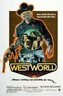 Vintage Westworld Movie Poster A3 Print