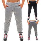 Trousers Sweatpants Boy Pants Slacks Casual Jogger Dance Sportwear Baggy Mens