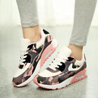 Women's Fashion Sports Shoes Breathable Running Casual Camouflage Athletic Shoes