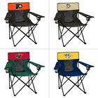 Choose Your NHL Hockey Team Elite Series Folding Tailgate Chair by Logo Brands