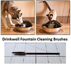 Set of 4 / 5 or 6 Drinkwell Pet Fountain Cleaning Brushes