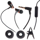 3.5mm In Ear Headset Headphone Super Bass Earphone With Mic For Cell Phone xm