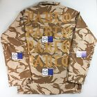 TLOP PABLO GREEN MILITARY JACKET DESERT CAMO - NYC POP UP LIFE YEEZY KANYE denim