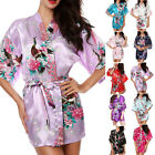 Women's Sexy Korean Stylish Half Sleeve Pajamas Nightwear Loungewears Sleepwears