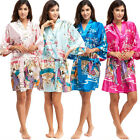 Women's Sexy Luxury Half Sleeve Pajamas Nightwear Sleepwear 5 Colors Loungewears