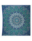 Hippy Wall Hanging Indian Mandala Tapestry Throw Bedspread Dorm Decor