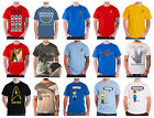 Star Trek T Shirt Enterprise Dr Spock Kirk costume uniform Official Mens New