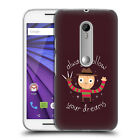 OFFICIAL DINOMIKE FUN ILLUSTRATIONS HARD BACK CASE FOR MOTOROLA PHONES 1