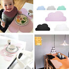 47x27cm Silicone Insulation Kitchen Placemats Kids Placemat Pad Dining Table Mat