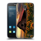 OFFICIAL CELEBRATE LIFE GALLERY FLORALS SOFT GEL CASE FOR ALCATEL PHONES 2