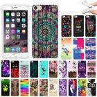 """For Apple iPhone 8 / iPhone 7 4.7"""" Fashion Pattern Soft TPU Silicone Case Cover"""