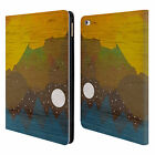 "OFFICIAL STEVE ""SWADE"" WADE LANDSCAPES LEATHER BOOK WALLET CASE FOR APPLE iPAD"
