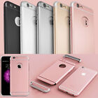 for iPhone 5s SE 6 6S Plus Shockproof Armor Case Luxury Ultra-thin Cover Back