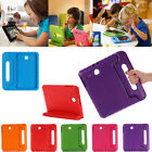 Kids ShockProof Safe EVA Carrying Case Handle Stand Cover For Samsung Tablet