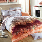 Tree Duvet/Doona/Quilt Cover Set Queen/Single/King Size Bed Linen 100%Cotton New