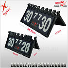 DOUBLE FISH TABLE TENNIS / BADMINTON / VOLLEYBALL/ BASKETBALL SCOREBOARD SCORING