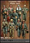 1/35 Scale Resin kit  US marines Pacific WW2 - Massive 10 figure set