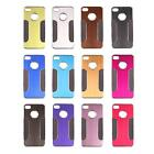 Hot Ultra-thin Aluminum Steel Hard Protective Case Cover for Apple iPhone 4 4S
