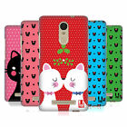HEAD CASE DESIGNS CHRISTMAS CATS HARD BACK CASE FOR XIAOMI PHONES