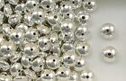 925 Sterling Silver 14mm Plain Rondelle Spacer Beads, Choice of Lot Size & Price