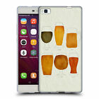 OFFICIAL CAT COQUILLETTE MIXED DRINKS SOFT GEL CASE FOR HUAWEI PHONES