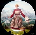Knowles Limited Edition Collectors Plate Sound of Music Julie Andrews 1986