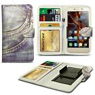 For Oukitel K4000 Pro - Printed Design PU Leather Wallet Case Cover