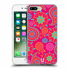 HEAD CASE DESIGNS PSYCHEDELIC PAISLEY SOFT GEL CASE FOR APPLE iPHONE 7 PLUS