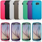 Flip TPU Gel Wrap Up Case Cover Protective For Samsung Galaxy S6 Protector