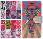 For Alcatel Fierce 4 Premium Leather Wallet Pouch Flip Case Cover Accessory