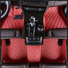 protective floor mats for cars - For Audi Q7 2008-2012 Auto Car Front & Rear Row Floor Carpet Protective Mat 3pcs