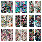 OFFICIAL RIZA PEKER FLOWERS 2 LEATHER BOOK WALLET CASE FOR SAMSUNG PHONES 1