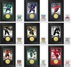 Choose NHL Team Player Bronze Medallion Coin Mini Photo Mint by Highland Mint