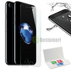 Premium Clear Screen Protector Tempered Glass Protective Film For iPhone 7 7Plus