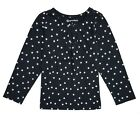 Tee Shirt Long Sleeve Baby Girls Top Cotton Toddler Infant Blouse 12 Months - 4T