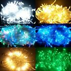 200 / 300 / 500 LED String Fairy Lights Wedding Party Xmas Christmas