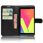 For LG V20 Card Slot Wallet Leather Case Flip  Protectiv Cover Pouch