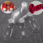 10 Pairs Baby Plastic Clear Infant Baby Kids Feet Display Booties Shoes Form