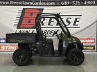 2010 POLARIS RANGER 800 XP 4X4 EFI GREEN LOCATED IN BREESE IL LOOK NO RESERVE