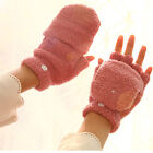 Women's Lady Winter Thermal Insulated Fleece Gloves new 1pair