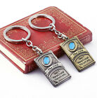 Fashion Silver/Bronze HearthStone:Heroes Of Warcraft Metal Keychain Keyring