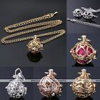 New Harmony Chime BOLA Bead Cage Pendant Pregnant Necklace Jewelry Baby Mom Gift