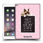 OFFICIAL GRUMPY CAT QUOTES HARD BACK CASE FOR APPLE iPAD