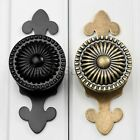 Retro Cabinet Knobs Kitchen Furniture Wardrobe Cupboard Drawer Door Pull Handle