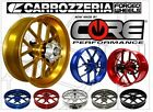 SUZUKI SV1000S 1997-2003 CARROZZERIA VTRACK FORGED WHEEL WHEELS SET OF 2